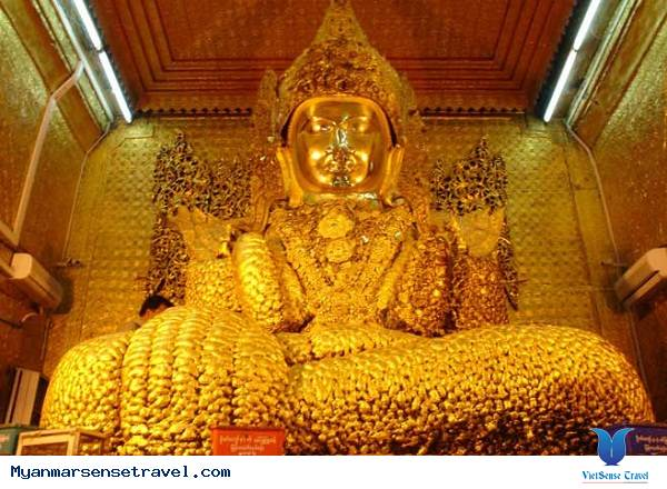 Tìm hiểu lễ rửa mặt Phật độc đáo tại Myanmar,tim hieu le rua mat phat doc dao tai myanmar