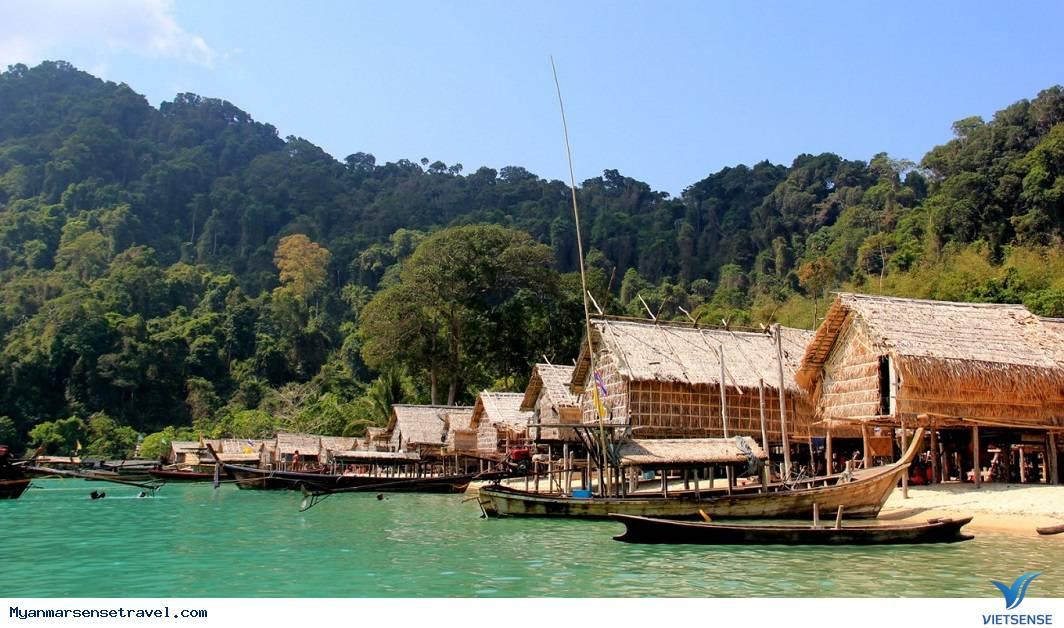 Tới thăm miền nam Myanmar quần đảo Mergui ,toi tham mien nam myanmar quan dao mergui