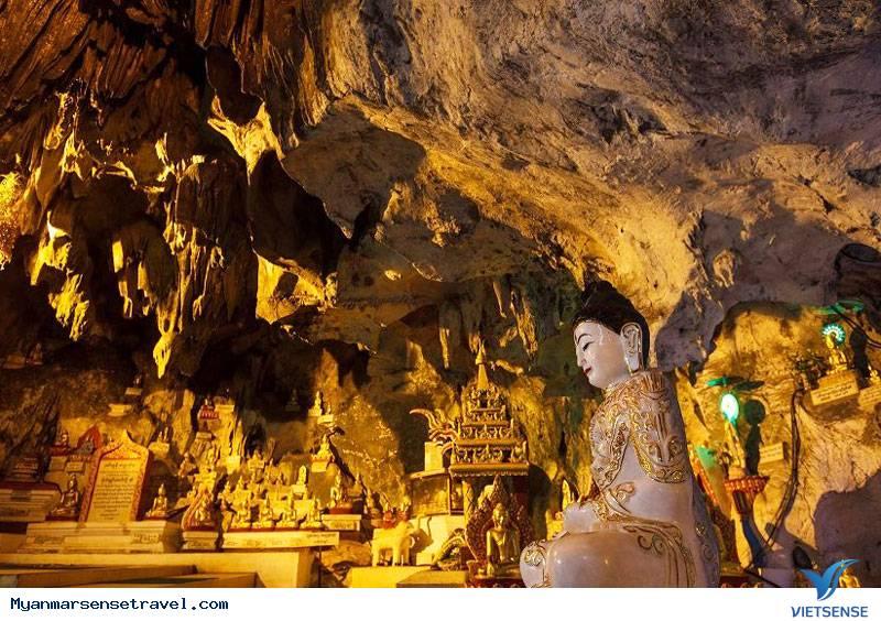 Trải nghiệm thú vị khi ở hang động Pindaya của Myanmar,trai nghiem thu vi khi o hang dong pindaya cua myanmar