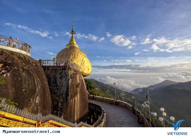Truyền thuyết và lịch sử các đền chùa ở Myanmar,truyen thuyet va lich su cac den chua o myanmar