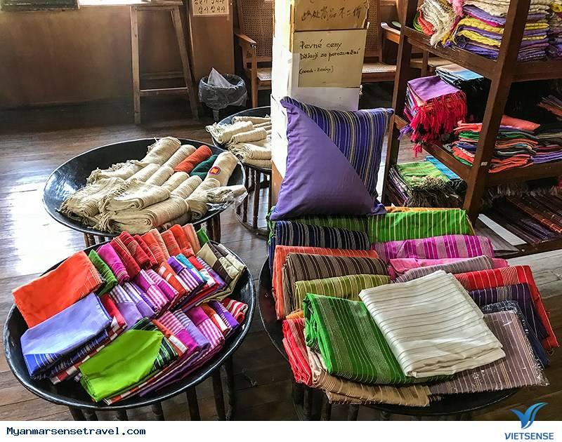Tuyệt phẩm lụa tơ sen cao cấp của Myanmar,tuyet pham lua to sen cao cap cua myanmar