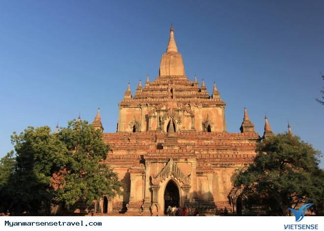 Vùng đất Bagan cổ kính hiện lên qua 10 ngôi đền chùa thiêng,vung dat bagan co kinh hien len qua 10 ngoi den chua thieng